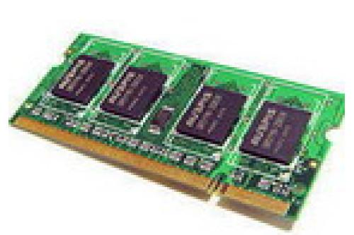 Модуль памяти для ноутбука SO DIMM DDR2 512 Мб фото №1