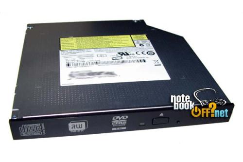Slim SATA (Tray In, 12,7 мм) DVD-пишущий привод фото №1
