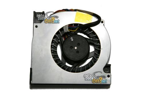 Вентилятор (кулер) для ноутбука Asus A9, F5, X50 фото №1