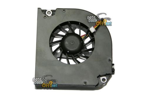 Вентилятор (кулер) для ноутбука Dell Latitude D531, D820, D830 фото №1