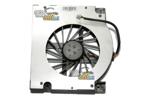 Вентилятор (кулер UDQFLRH01CCM) для ноутбука Dell XPS M2010 CPU