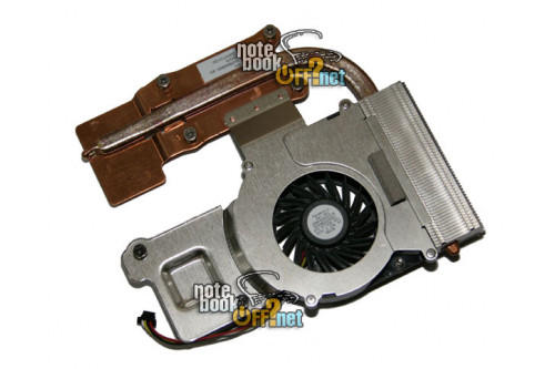 Термомодуль (с кулером UDQFRHR02D1N) для ноутбука HP Compaq 2230s и ProBook 4310s, 4311s фото №1