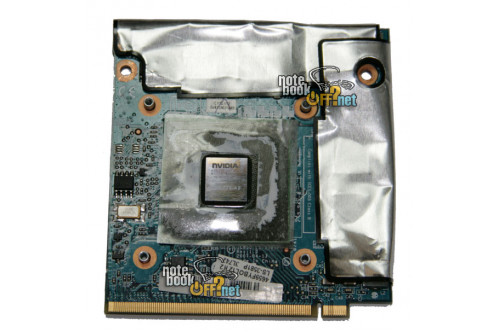 Видеокарта для ноутбука NVIDIA 8600M GS 512Mb [G86-771-A2] фото №1