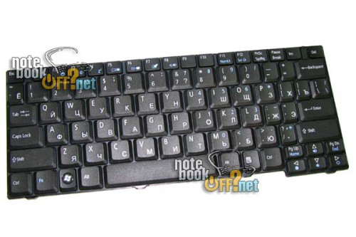 Клавиатура для ноутбука Acer Ferrari 1100, TravelMate 6252, 6292 фото №1