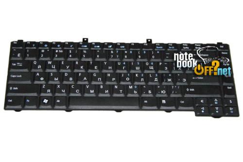 Клавиатура для ноутбука Acer Aspire 5610, 5630, 5650 фото №1