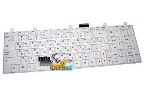 Клавиатура для ноутбука LG E500, ED500 фото №1
