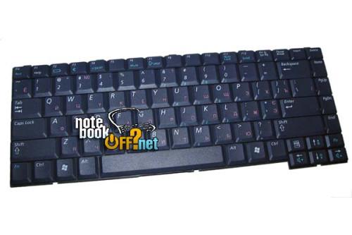 Клавиатура для ноутбука Samsung X20, X25, X30 фото №1