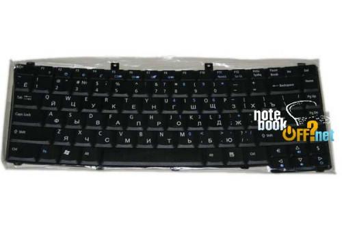 Клавиатура для ноутбука Acer TravelMate 2480, 3270, 4220 фото №1
