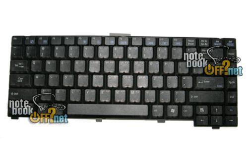 Клавиатура для ноутбука Asus M6 фото №1