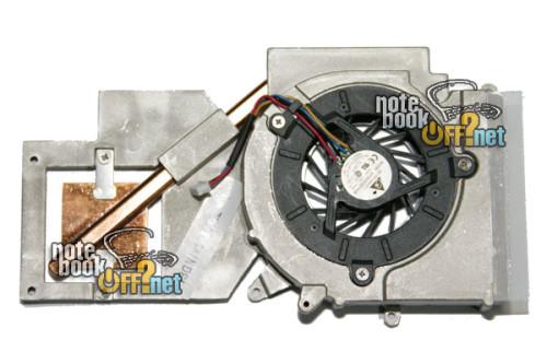 Термомодуль (кулер KFB0505HHA) для ноутбука Asus F3J, F3S, F7S, M51 фото №1