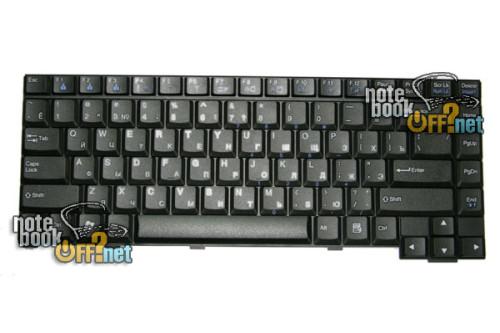 Клавиатура для ноутбука LG серии LW40 фото №1