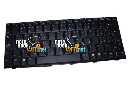 Клавиатура для ноутбука Asus U5A, U5F фото №1