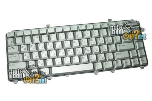 Клавиатура для ноутбука Dell Inspiron 1520, 1525 и XPS M1330, XPS M1530 (silver)