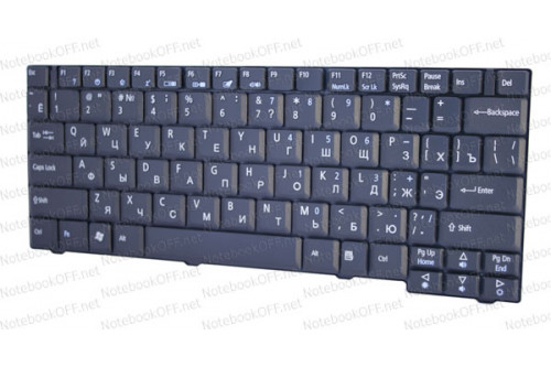 Клавиатура для ноутбука Acer TravelMate 8210, Ferrari 5000 фото №1