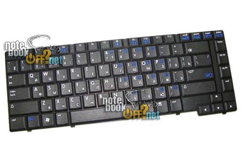 Клавиатура для ноутбука HP Compaq 6710b, 6710s, 6715b, 6715s фото №1