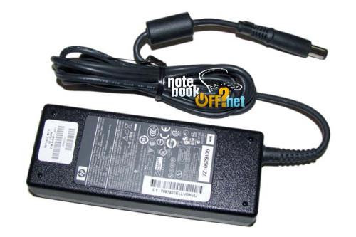 Блок питания HP 90Вт (19В 4.74А 7.4*5.0мм) 3 pin Original (без кабеля 220В) фото №1