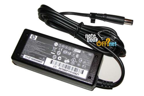Блок питания HP 65Вт (19В 3.42А 7.4*5.0мм) 3 pin Original (без кабеля 220В) фото №1