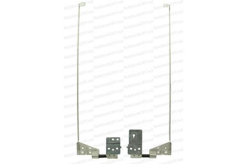 Петли (левая и правая) для ноутбука HP Pavilion серии dv8000 фото №1