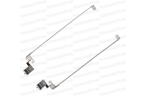 Петли (левая и правая) для ноутбука Toshiba Satellite L300, L305 фото №1