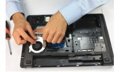 Замена вентилятора в ноутбуке