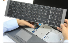 Замена или ремонт клавиатуры в ноутбуке в Киеве